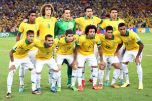 Brasilian Jalkapallomaajoukkue Pelaajat
