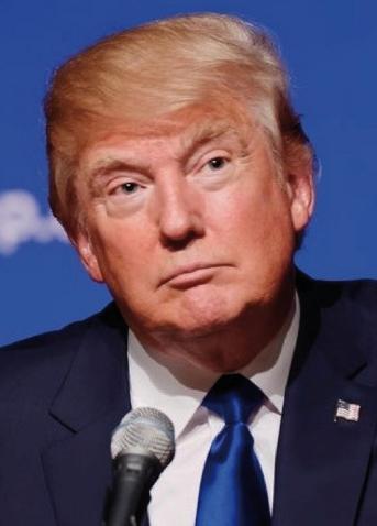 Donald Trump yllätti kaikki USA:n presidentinvaaleissa 2016.