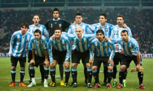Argentiinan-jalkapallomaajoukkue