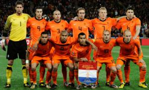 Hollannin-jalkapallomaajoukkue