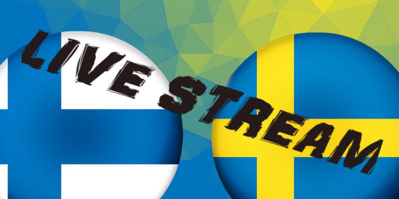Suomi Ruotsi Live