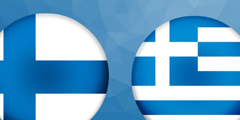 Suomi Kreikka