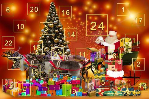 Vedonlyönti Joulukalenteri